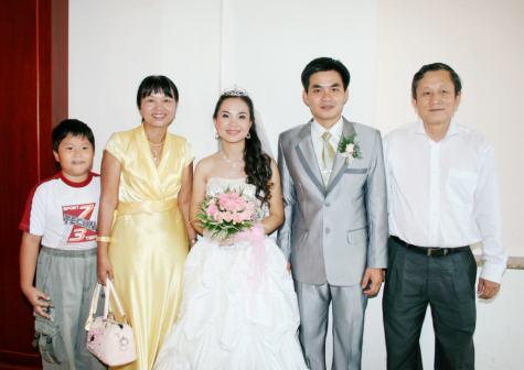 Loc Nguyen va GD bac Buu
